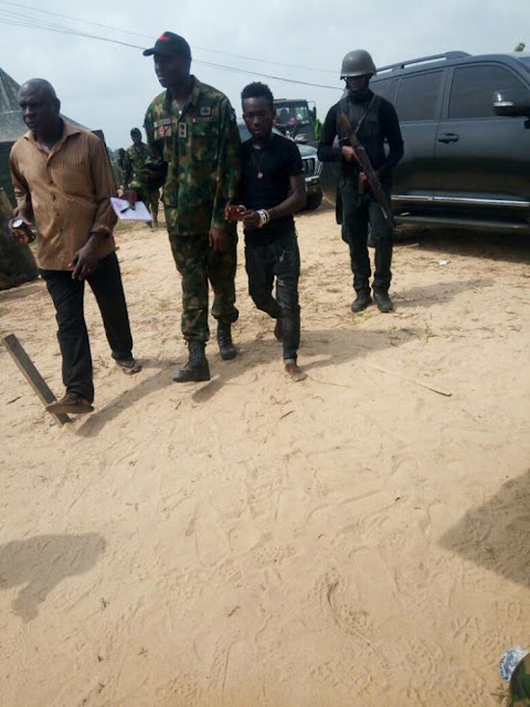 Most Wanted Niger Delta Militant, Karowei, Arrested In Delta State