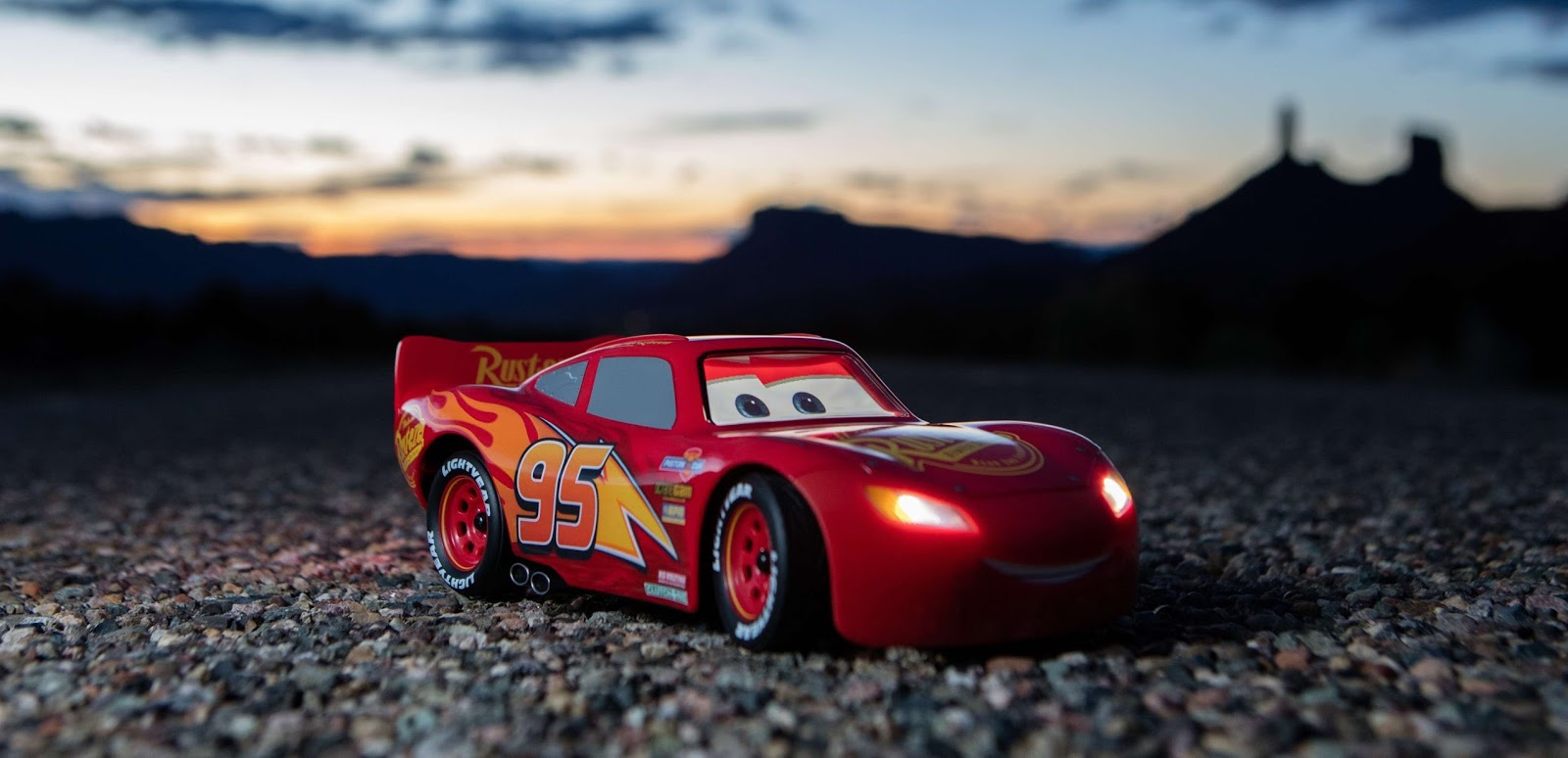 Ultimate Lightning Mcqueen Disney Cars