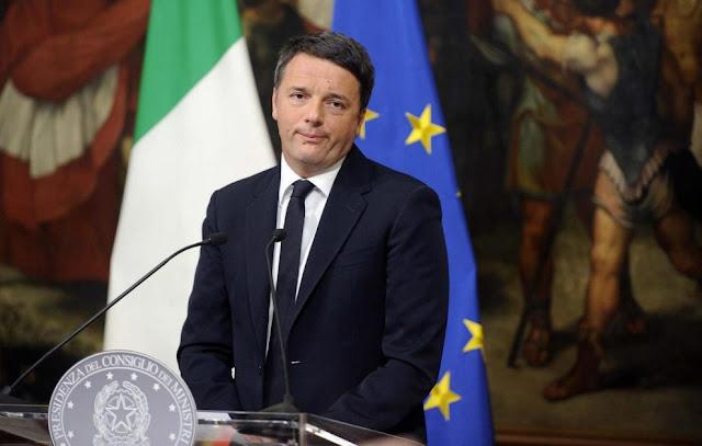 Renzi fiasco la scorribanda legale