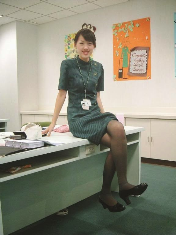 Eva Air Beauty Irene Chen World Stewardess Crews
