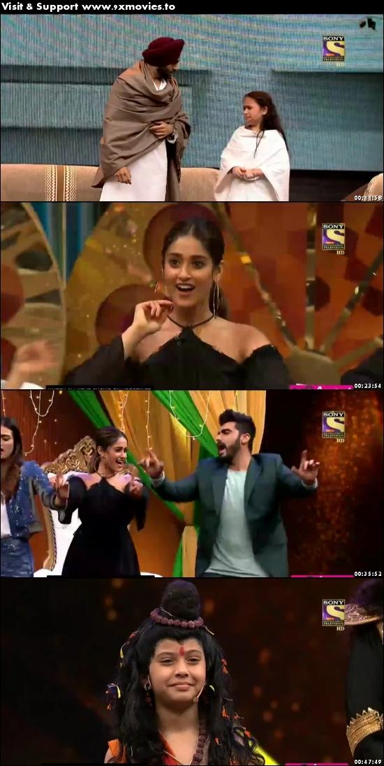 Sabse Bada Kalakar 09 July 2017 HDTV 480p 200MB