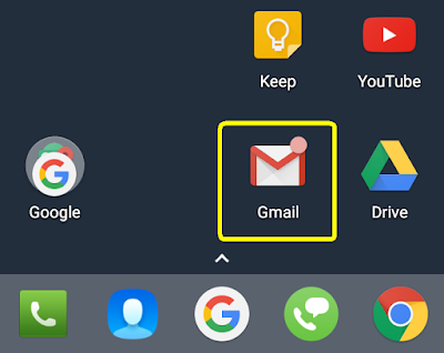 Enable Notification Dot feature