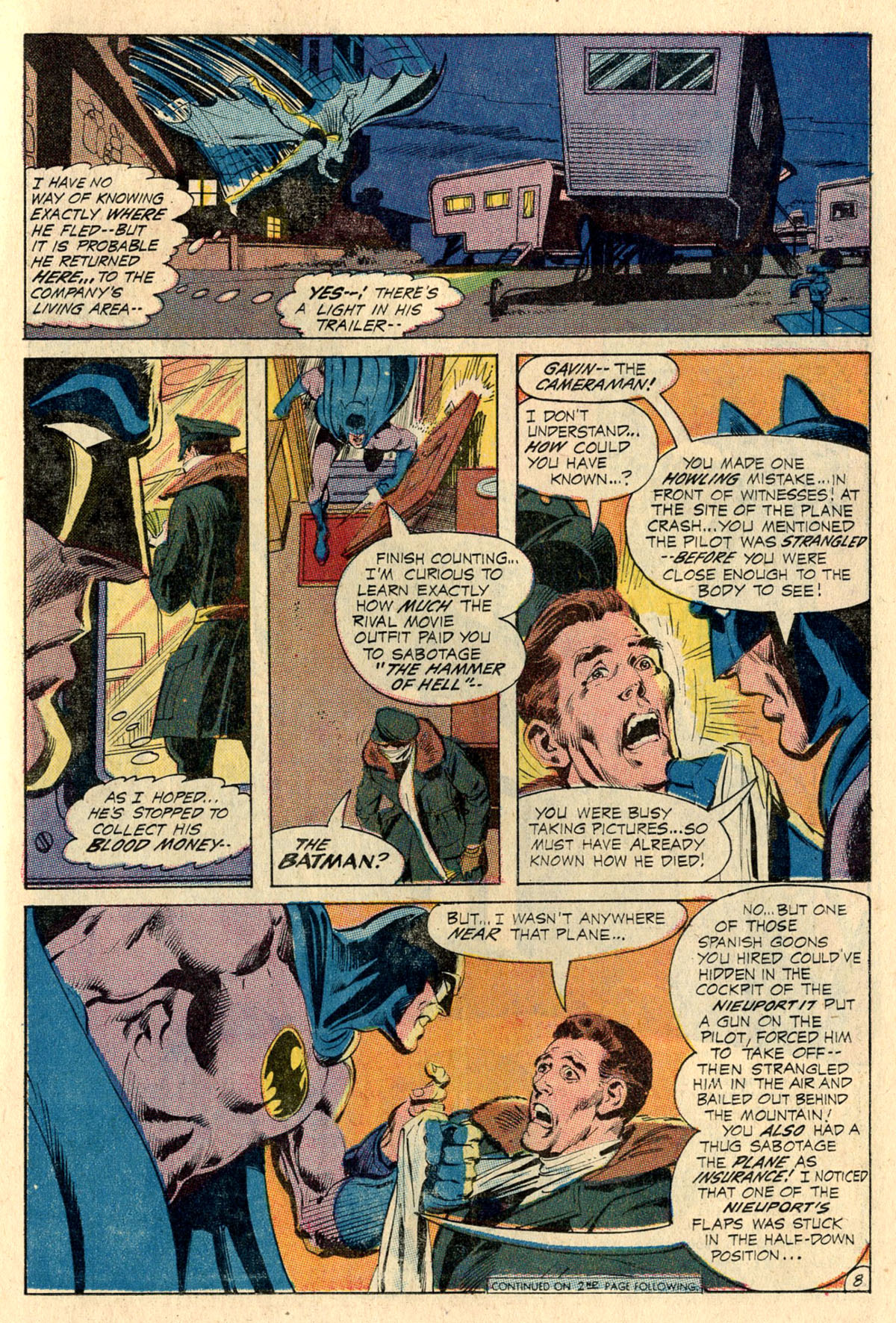 Detective Comics (1937) 404 Page 10