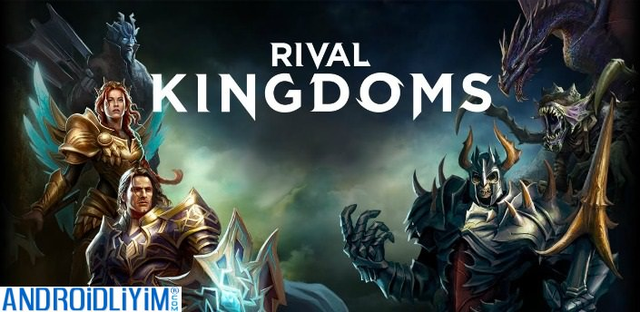 Rival Kingdoms Age of Ruin Android Hile MOD APK - androidliyim