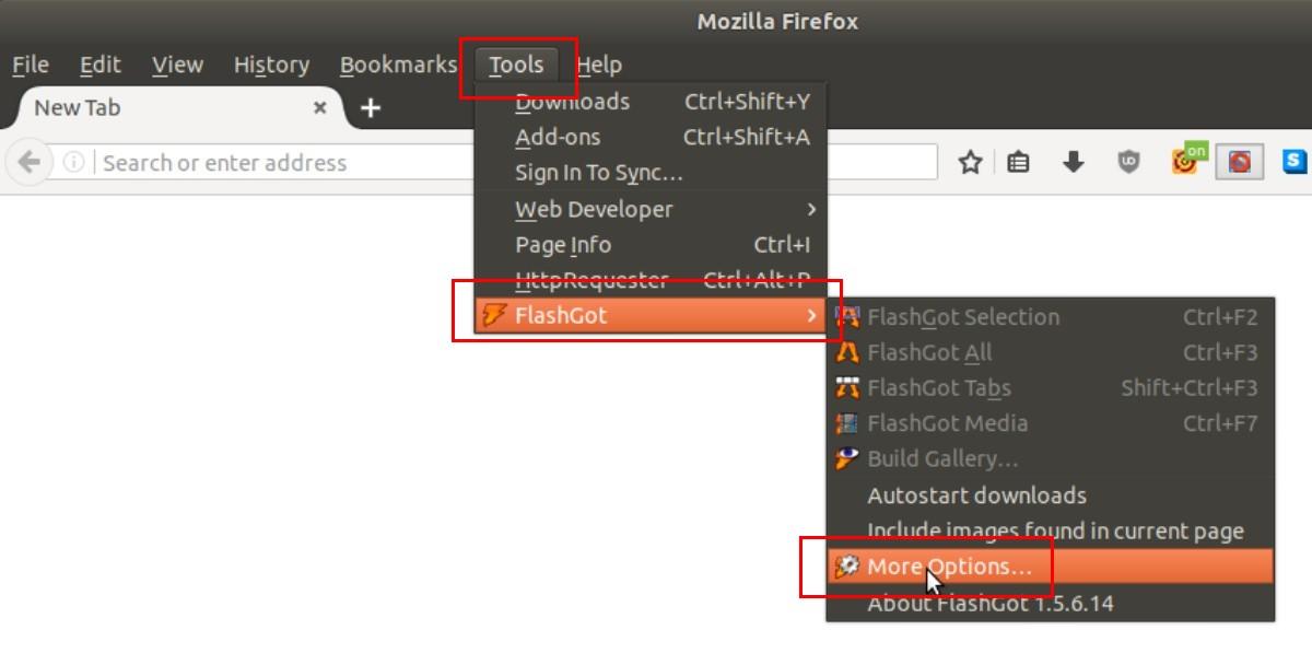 Ubuntu Buzz !: Integrate Persepolis Download Manager (PDM