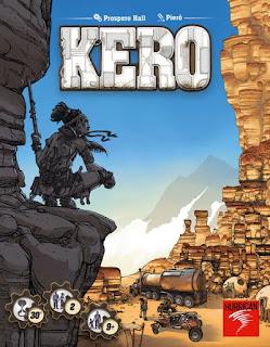 Kero (vídeo reseña) El club del dado Pic4093955