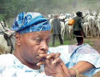 Fulani herdsmen attack Olu's farm