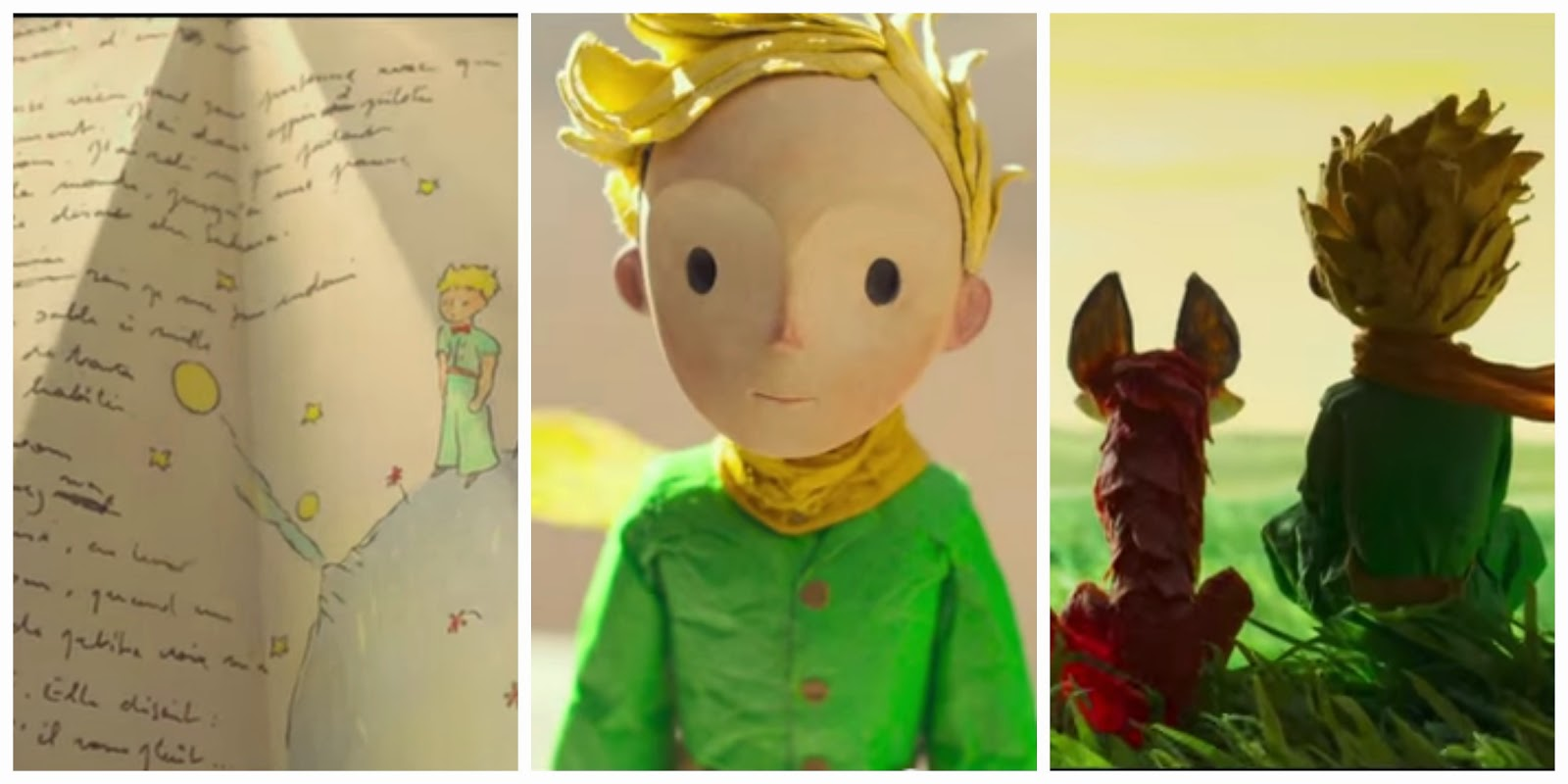 Filme O Pequeno Principe 2015 within o pequeno príncipe e eu : vote no pequeno príncipe!