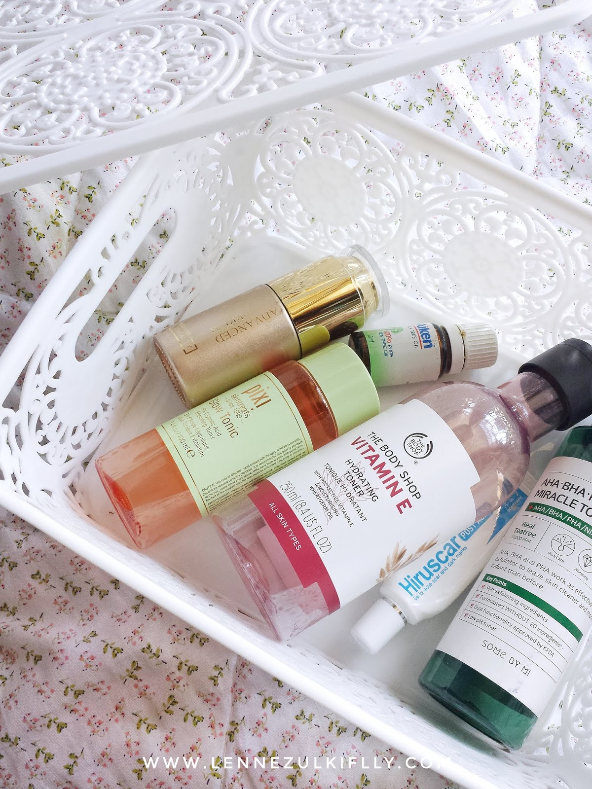 Beauty Product Empties #4 | LENNE ZULKIFLLY