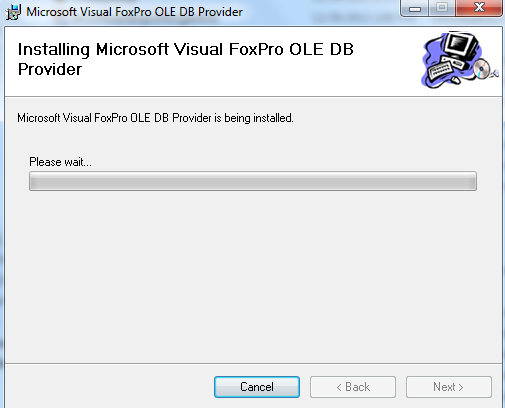 Sql Server knowledge sharing blog: Accessing FoxPro data
