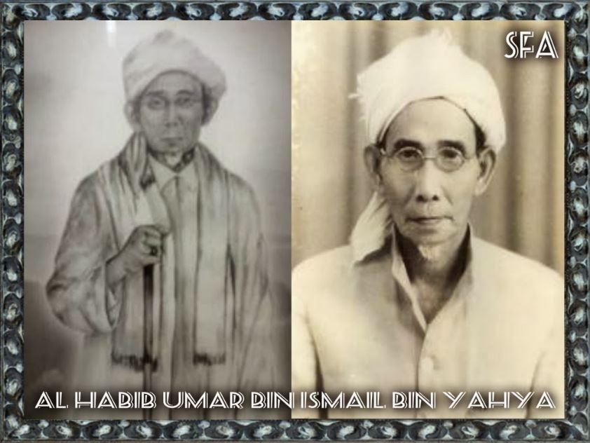Habib Umar Bin Ismail Bin Yahya, melawan penjajah dengan dakwah