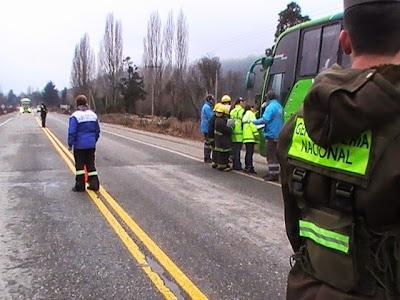 Resultado de imagen para seguridad vial en noticiasdelbolson