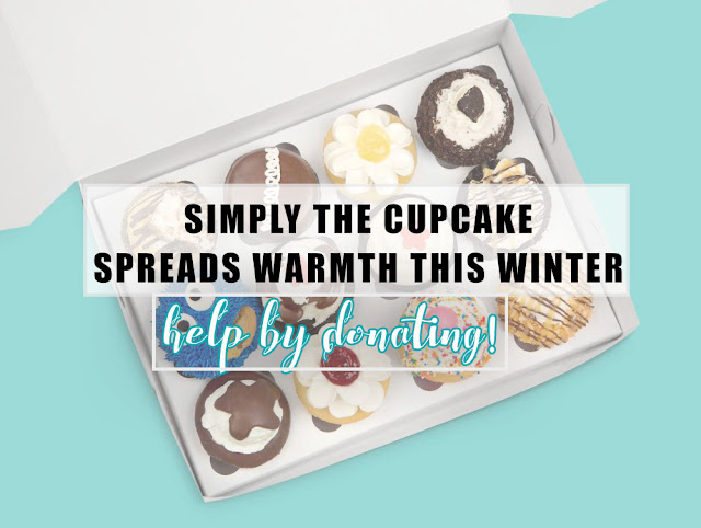 Dec. 4 - 17 | Help Simply The Cupcake Spread Warmth This Winter For The Homeless