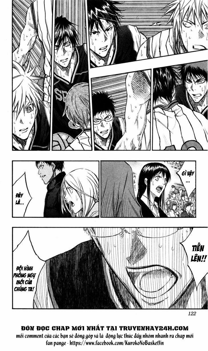Kuroko No Basket chap 159 trang 14