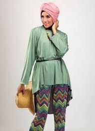 Model Atasan Baju Muslim Casual dan Trendy Terbaru