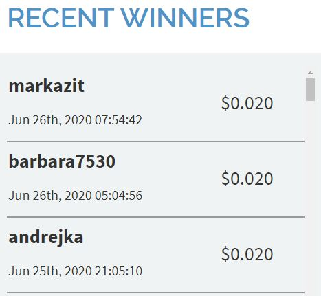 gptplanet grid lucky winners