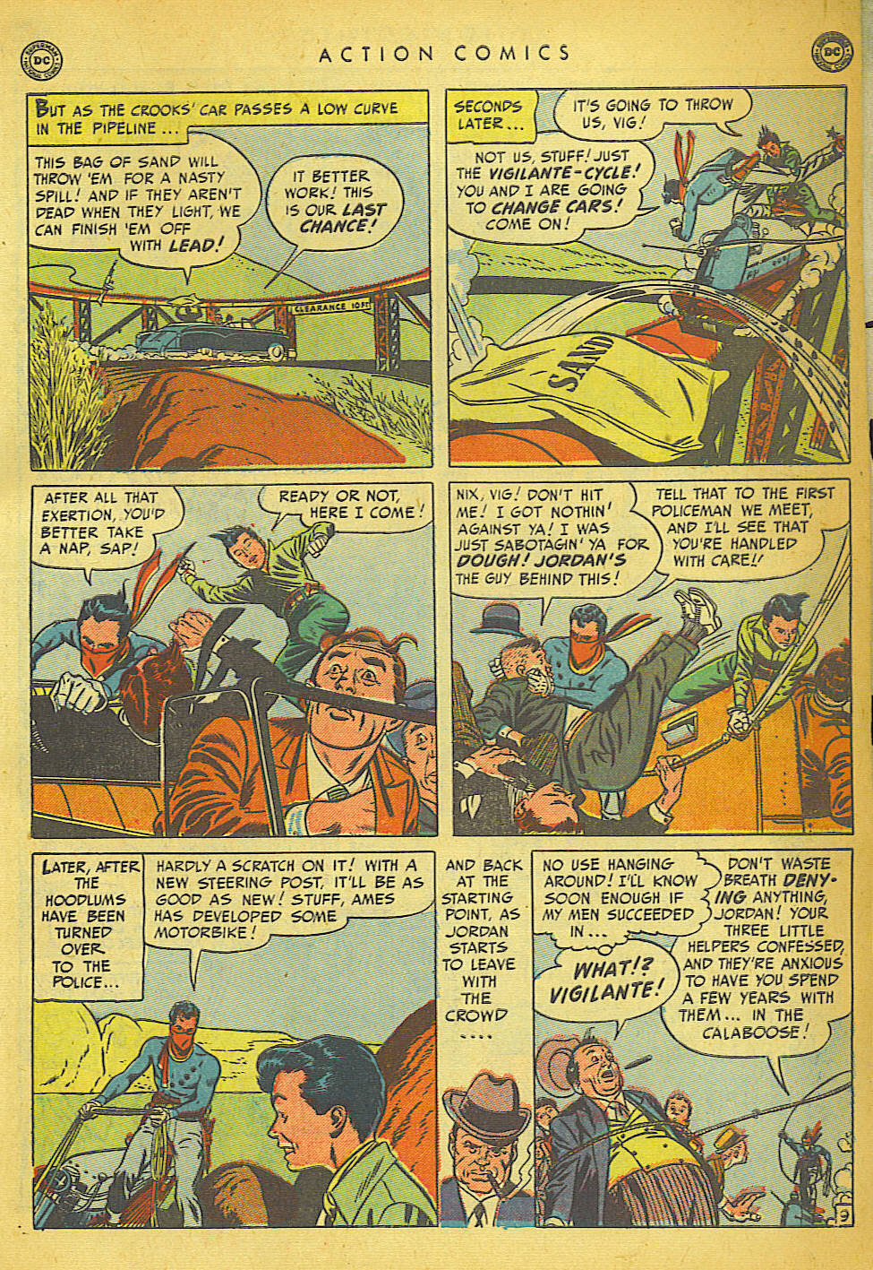 Read online Action Comics (1938) comic -  Issue #149 - 39