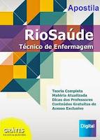 Apostila Prefeitura RioSaúde Rio de Janeiro
