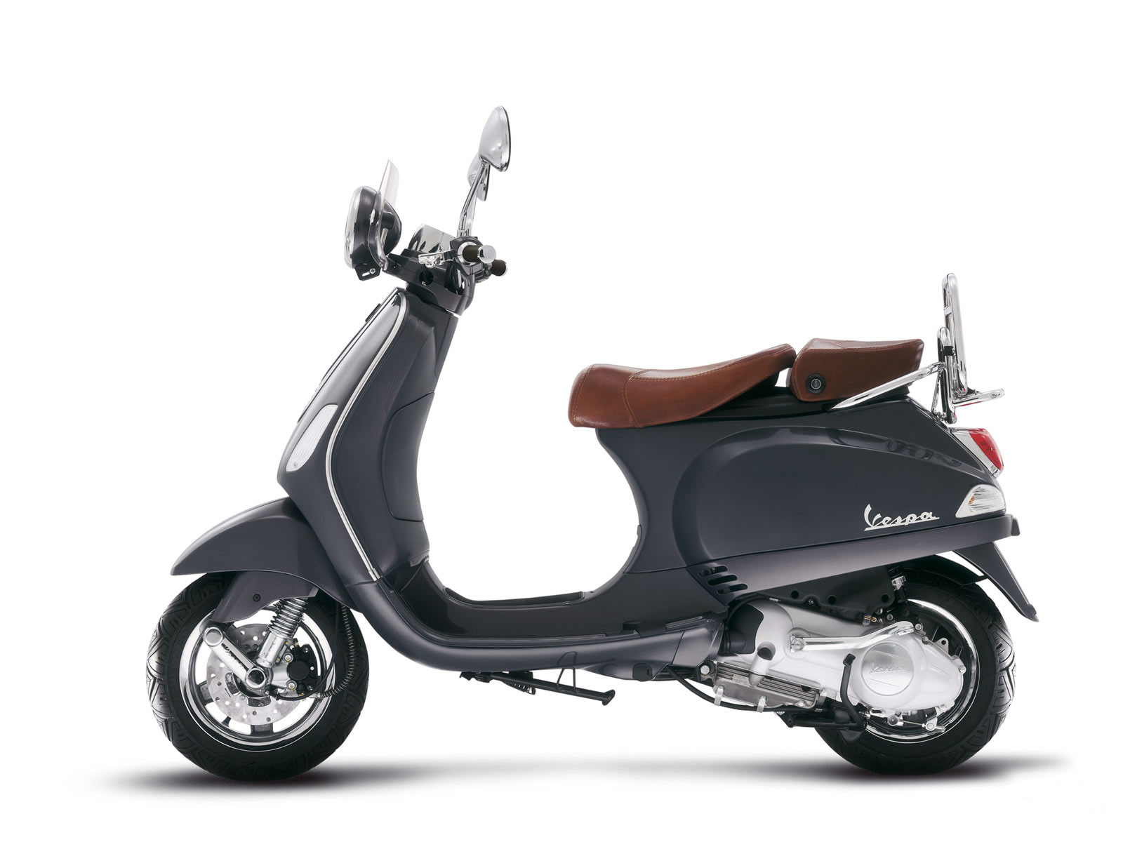 Vespa Lxv Scooter Pictures