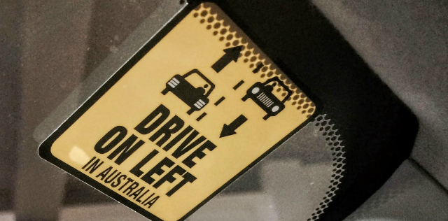 Driving in Australia | EverWanderingWanderers