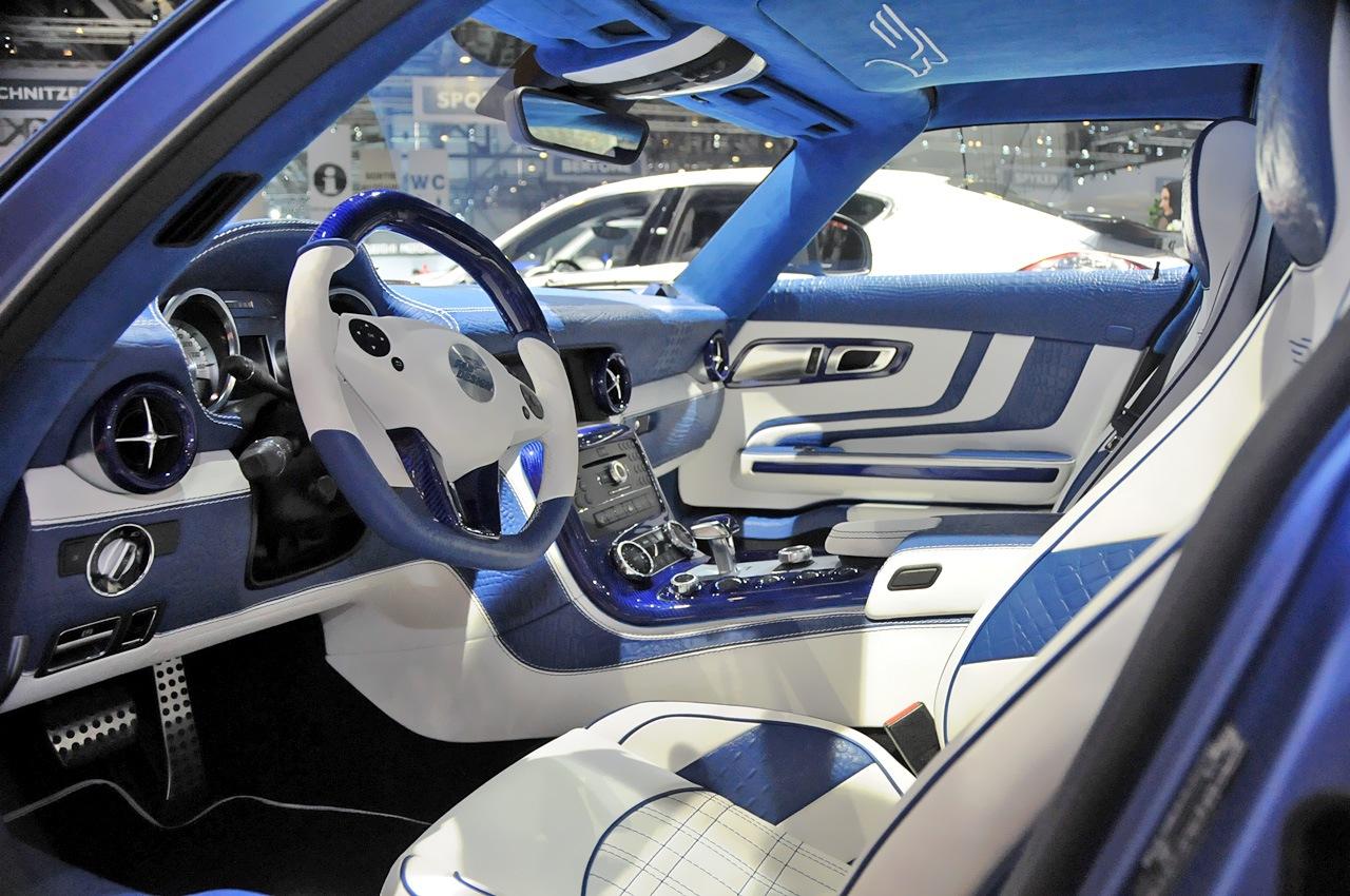 Mercedes Benz SLS AMG By FAB Design BENZTUNING