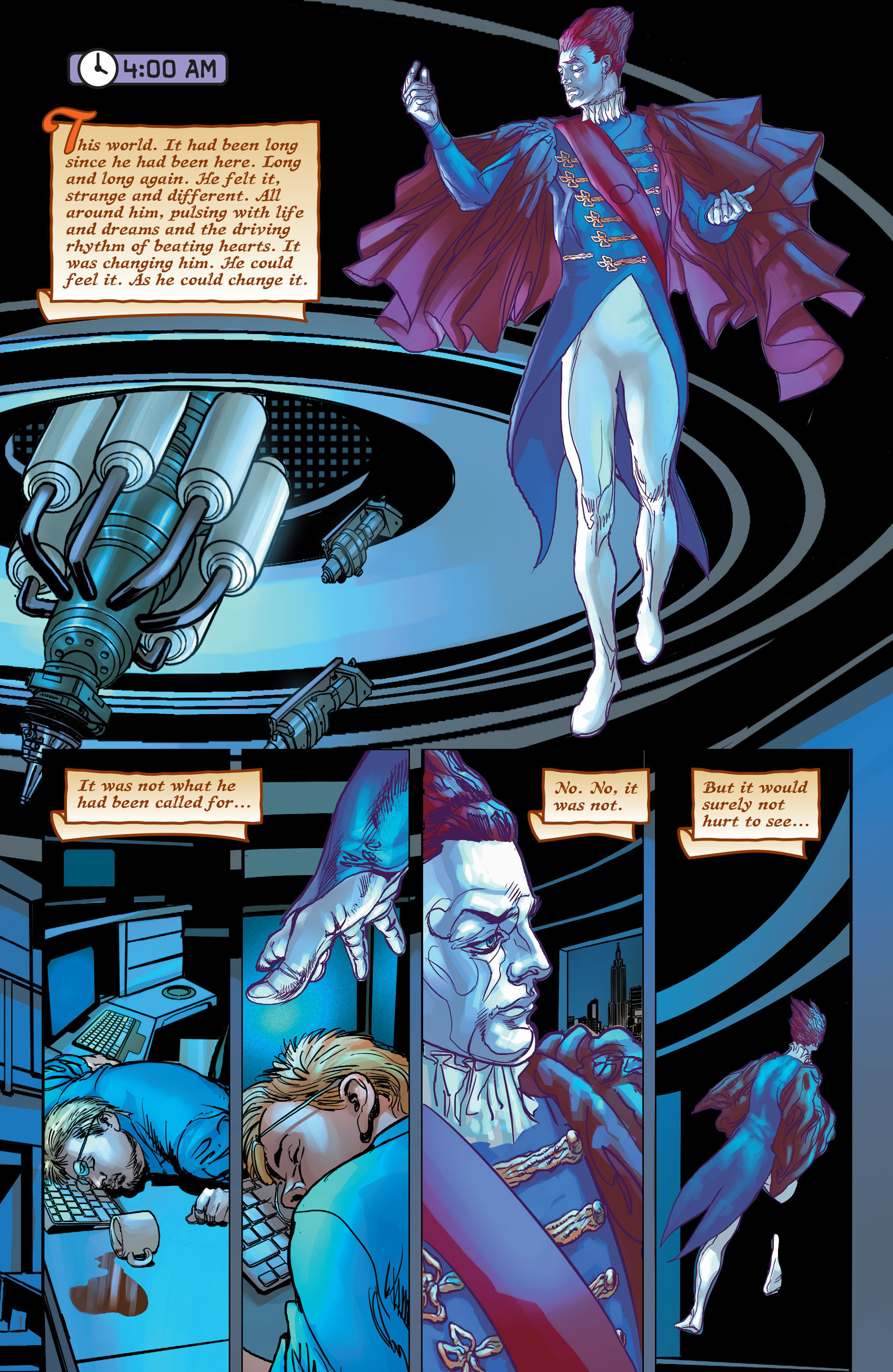 Read online Astro City comic -  Issue #13 - 13