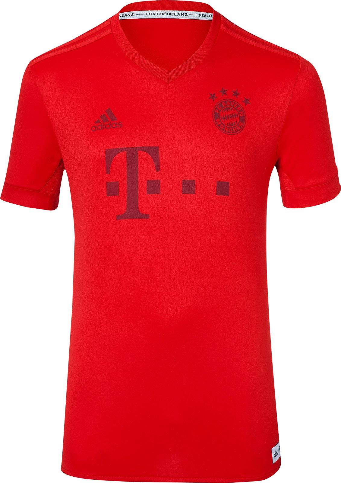 Adidas Parley Bayern Munich Kit Released - Footy Headlines