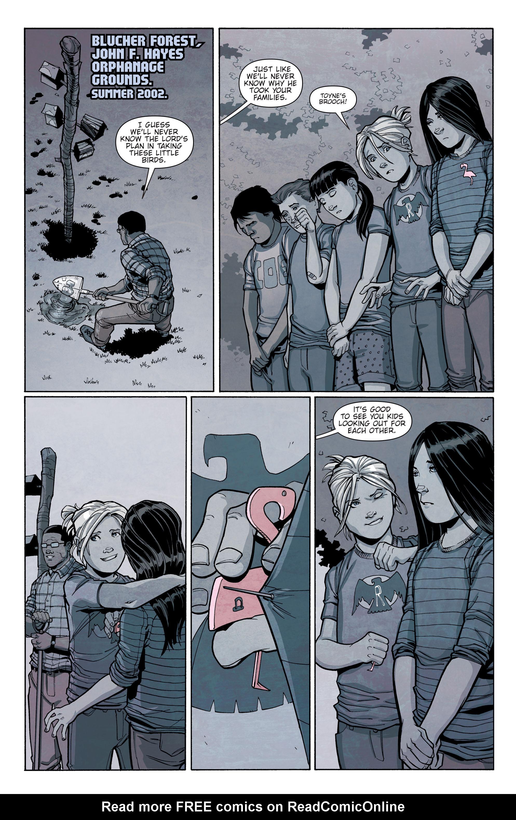 Read online Slash & Burn comic -  Issue #4 - 14