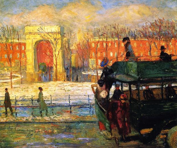 Maher Art William Glackens March 13 1870 22 1938
