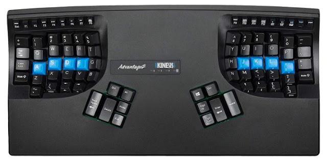 Pengertian Keyboard Serta Fungsinya dan Jenis-Jenis Keyboard