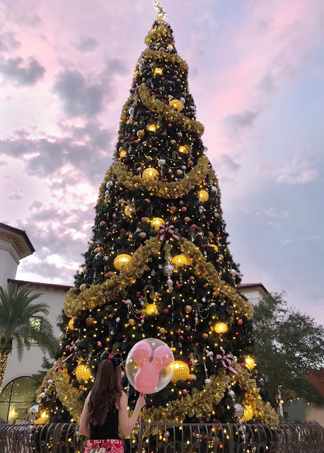 Walt Disney World at Christmas Time by The Celebration Stylist
