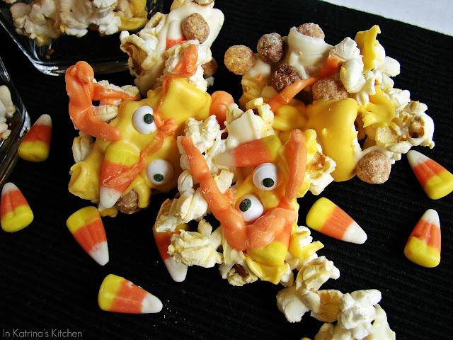 Monster Mash Popcorn Mix From Katrinaskitchen