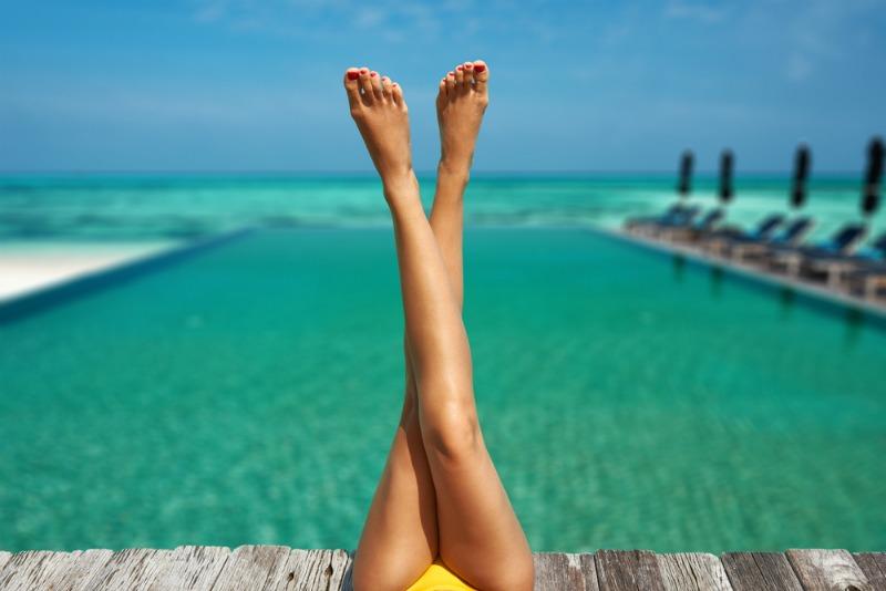 consejos para piernas cansadas en verano