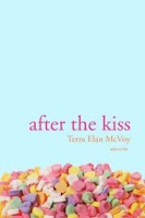 book cover of After the Kiss by Terra Elan McVoy published by Simon Pulse