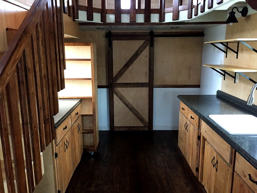 Tiny House Town Sacramento Tiny House 350 Sq Ft