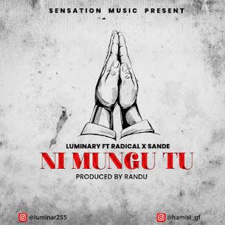 AUDIO | Luminary Ft. Radical x Sande _ NI MUNGU TU mp3 | Download