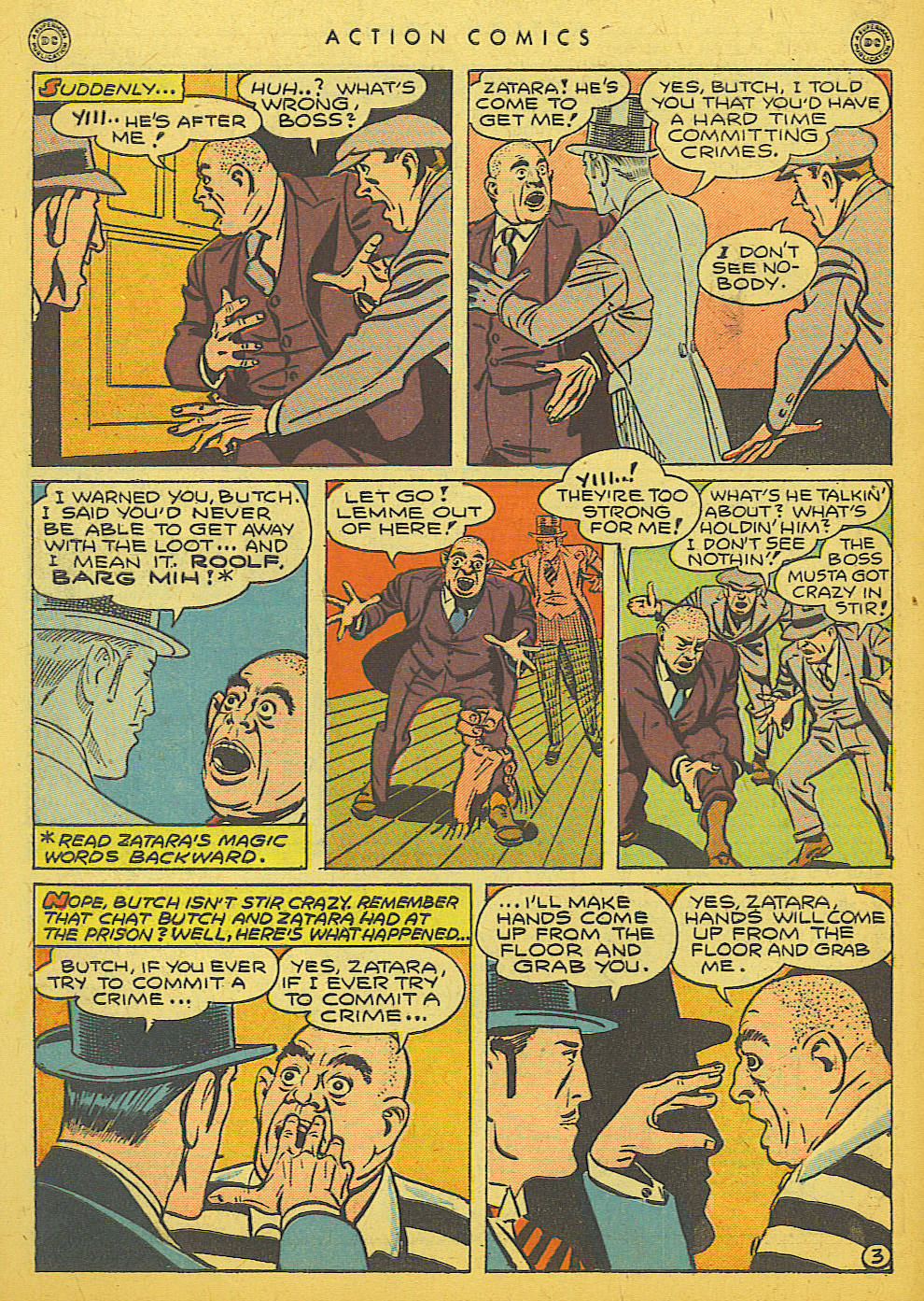 Read online Action Comics (1938) comic -  Issue #86 - 44