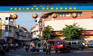 Komplek Pecinan Semarang