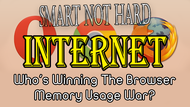 Who's Winning The Browser Memory Usage War?