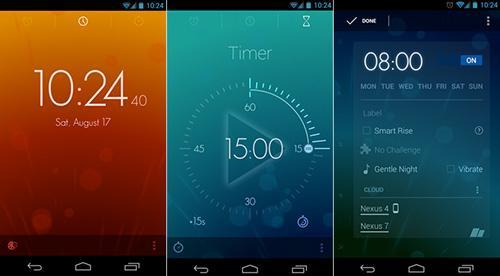 Aplikasi Timely Alarm Clock