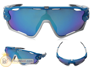 Oakley Men's Jawbreaker - The Best Non-Polarized Iridium Shield Sunglasses