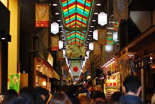 Kuliner Lengkap dan Asyik di Nishiki Market Jepang