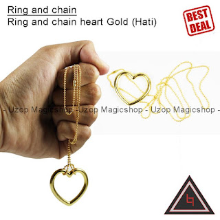 Ring and chain hati