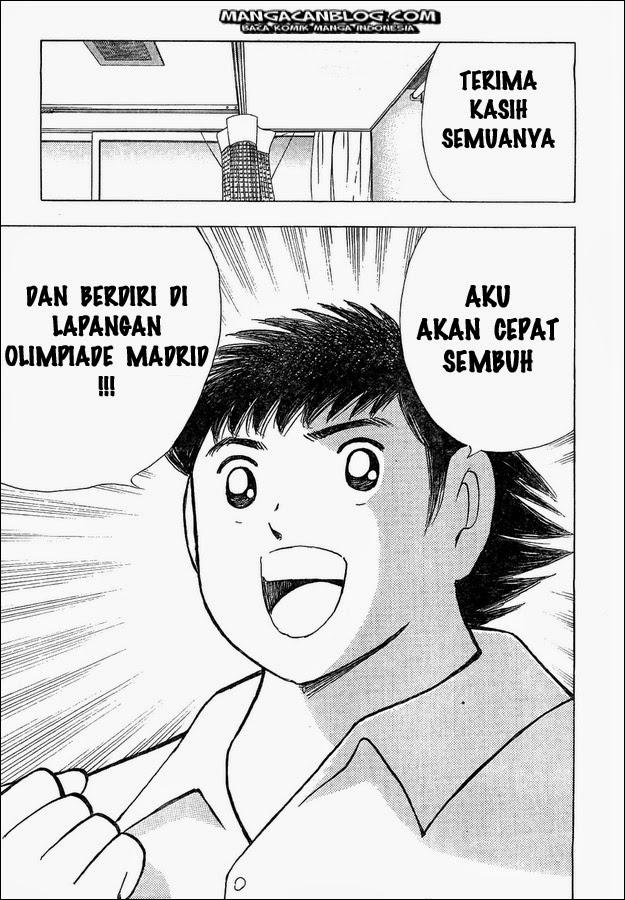 Captain Tsubasa – Rising Sun Chapter 09-21
