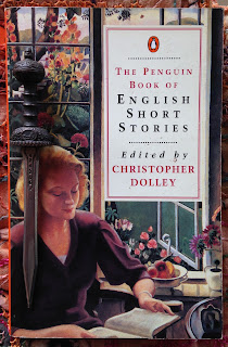 Portada del libro The Penguin Book of English Short Stories, de varios autores