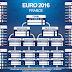 Jadwa Pertandingan Euro 2016