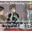 2017 Share-a-Tea Reading Challenge