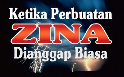 Melakukan Zina