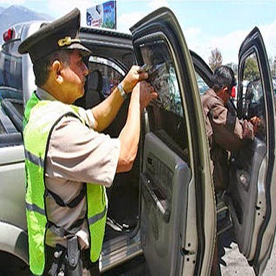 Multa por polarizados en Chile sigue vigente la ley