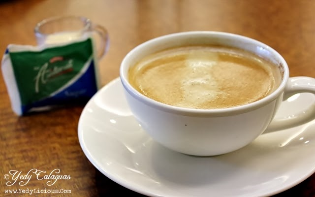 Freshly Brewed Coffee for Breakfast at Aristocrat Restaurant and Bakeshop